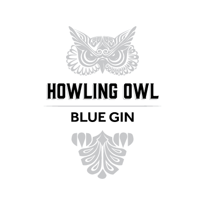 Nature's Own Howling Owl Blue Gin