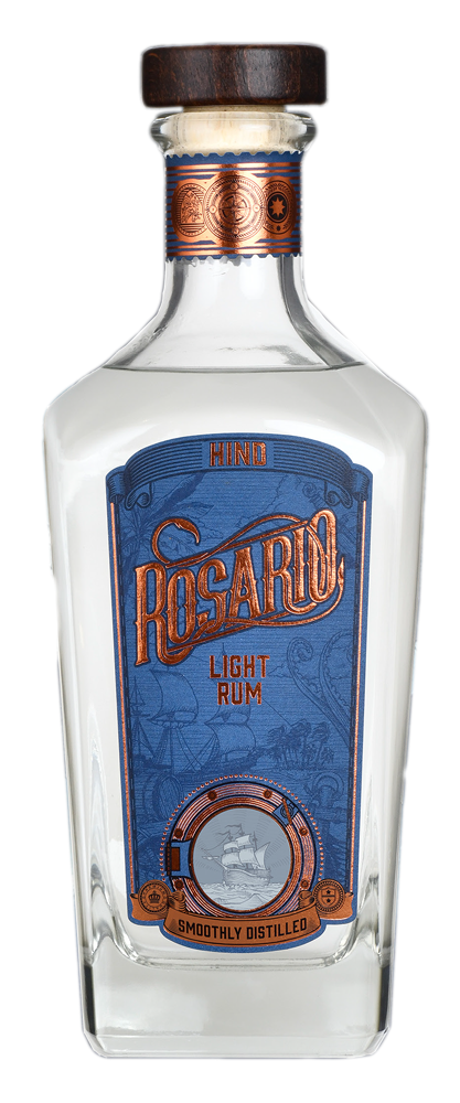 Nature's Own Rosario Light Rum
