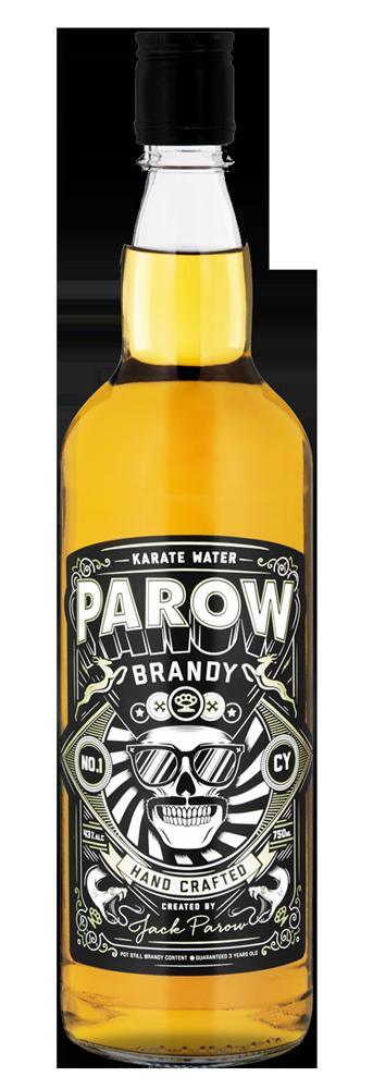 Nature's Own Parow Brandy