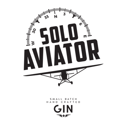Natures Own Solo Aviator Handcrafted Gin
